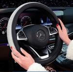 Crystal Steering Wheel Cover