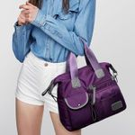 Travel Crossbody Shoulder Bag for Women - LimeTrifle