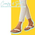 Comfy Soft Vintage Thong Sandal