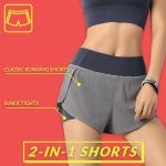PlayUp Training Flex 2-in-1 Shorts