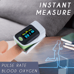 2 In 1 Flash-check Finger Pulse Oximeter
