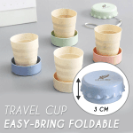 Easy-Bring Foldable Travel Cup