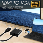 HDMI to VGA Adapter
