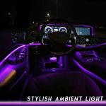 Flash-Install Neon Car Decor Stripe