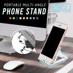 Portable Multi-Angle Phone Stand