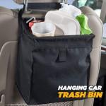 Hanging Car Trash Bin