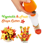 Vegetable & Fruit Shape Pop Cutter
