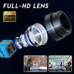 Qubic Full-HD Mini Camera