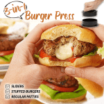 Easy Burger Maker