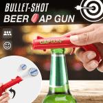 Bullet-Shot Beer Cap Gun
