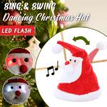 Sing & Swing Dancing Christmas Hat