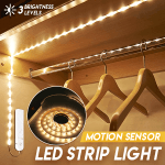 Flexible Motion Sensor LED Strip Light