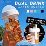 DualTastes™ Dual Drink Water Bottle