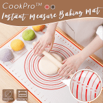 CookPro Instant-Measure Baking Mat