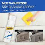 Multi-purpose Dry Cleaning Spray