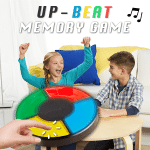 Up-Beat Memory Game