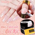 Easy Nail Extension Gel Kit