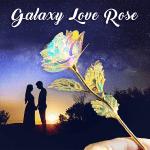 Galaxy Shinny Love Rose