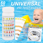 Universal pH Test Paper Strips(50pcs)