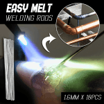 Easy Melt Welding Rod Set