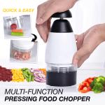 Multi-function Pressing Food Chopper
