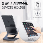 2 in 1 Minimal Devices Holder