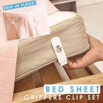 Bed Sheet Grippers Clip Set (4PCS/8PCS)