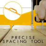 Precise Deck Spacing Tool