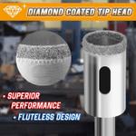 Diamond Drill Bits (Set of 10)