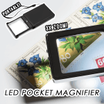 LED Pocket Magnifier