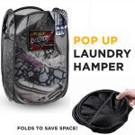 Popup Laundry Hamper