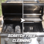 Magic Grill Cleaner