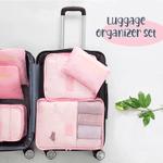 Luggage Packing Organizer (Set of 6)