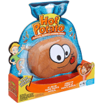 Musical Hot Potato-Passing Game