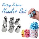 Pastry Sphere Nozzles Set (7PCS)