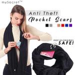 Anti Theft Scarf
