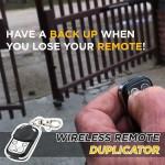 Wireless Remote Control Duplicator