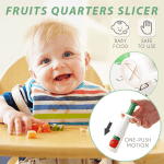 Fruits Quarters Slicer