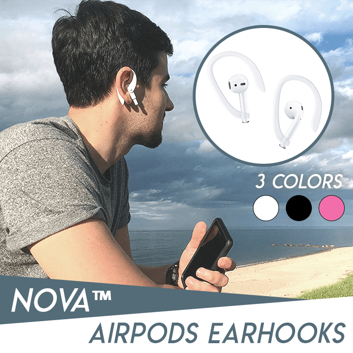 Nova™ AirPods EarHooks