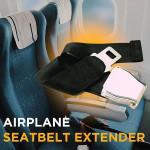 Adjustable Airplane Seatbelt Extender