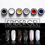 Spider Nail Art Gel