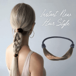 Straight Wig Elastic Hair Band
