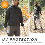 Ultra-Light Rainproof Windbreaker Jacket