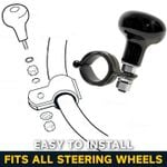 Steering Wheel Spinner Knob