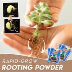 Rapid-Grow Rooting Powder (4 PACKS)