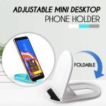 Adjustable Mini Desktop Phone Holder