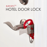 Portable Hotel Door Lock