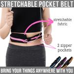 Stretchable Pocket Belt