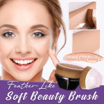 Feather-Like Soft Beauty Brush