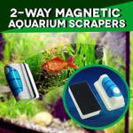 2-Way Magnetic Aquarium Scrapers